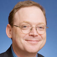 American Enterprise Institute Senior Fellow Kevin Hassett