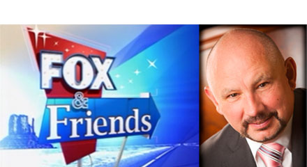 Neal Asbury Live on Fox & Friends
