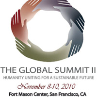 Neal Asbury Addresses The Global Summit: What Will It Take To Co-create A Sustainable Future?