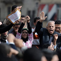 Egyptian Unrest Could Harm U.S. Trade Relations